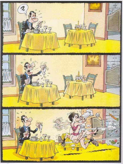 Картинка  про презервативы, пошлый комикс