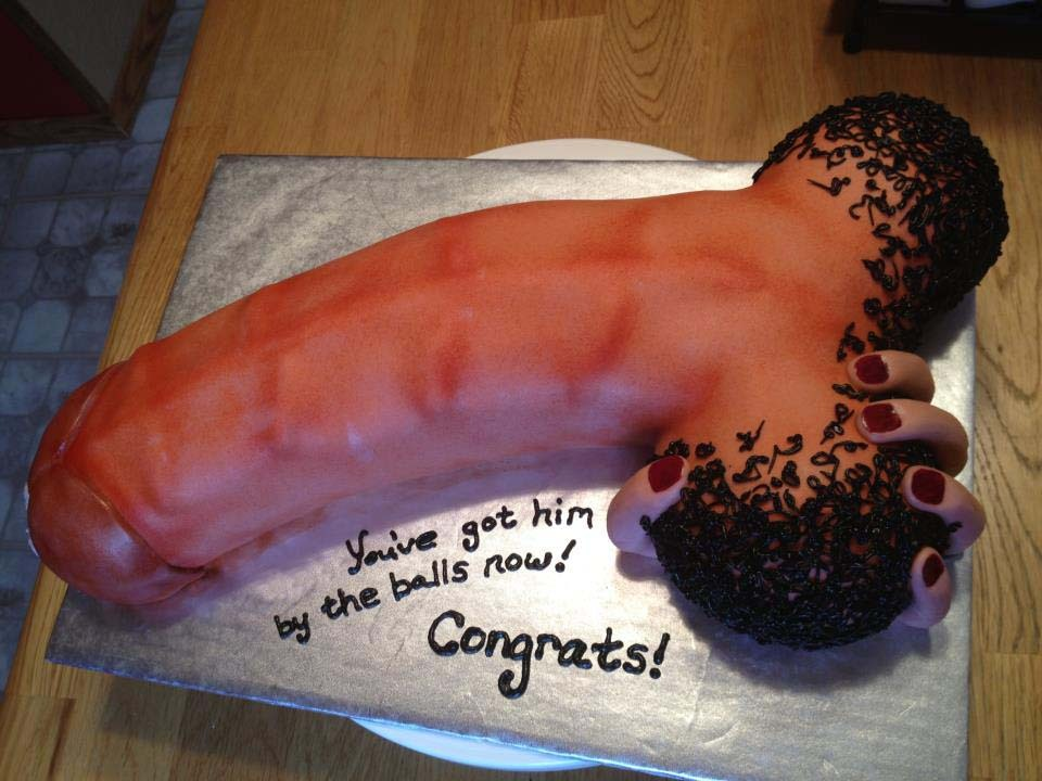 Most Offensive Penis Cakes